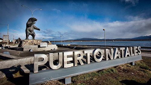 Destination Puerto Natales Patagonia Chile