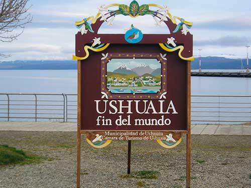 Destination Ushuaia