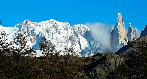 Destination El Chalten Patagonia Argentina
