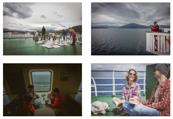 Crucero Navimag Patagonia Fjords Puerto Montt to Puerto Natales
