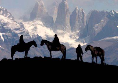 Torres del Paine Horse Ride