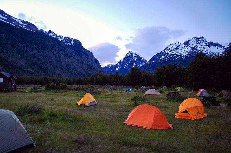 Camping Torres del Paine (m)