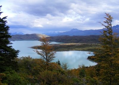 Torres del Paine W Trekking Route East to West