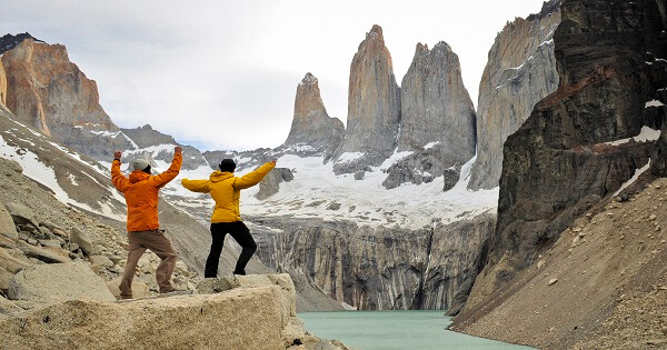 Torres del Paine W Trekking Route West to East