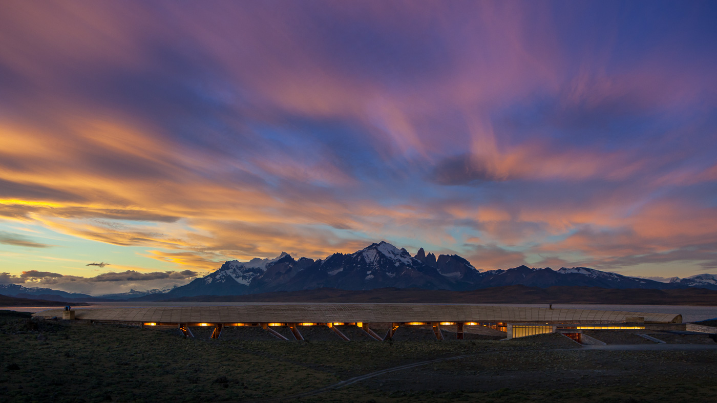Torres del Paine Accommodation Landing Page